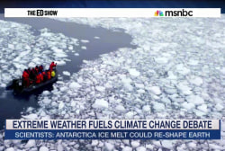 New signs of man-made climate change