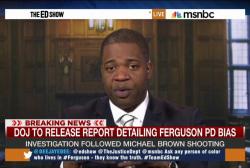 DOJ Report: Ferguson PD's racial bias
