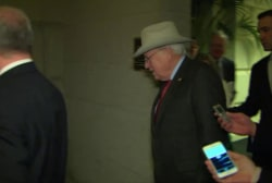 Cheney hat evokes 'cowboy foreign policy'