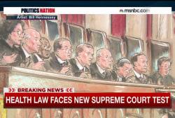 SCOTUS begins ACA arguments