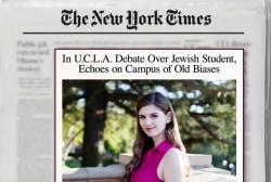 Joe to UCLA: Put up video of Jewish debate