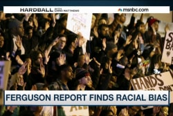 Ferguson report finds racial bias