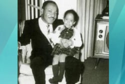 The home that became a safe haven for MLK