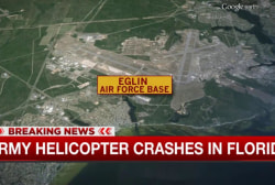Survivors unlikely in military crash