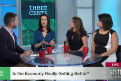 Is the economy really getting better?