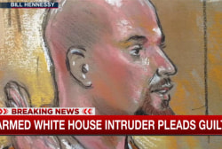 White House fence jumper to take plea deal