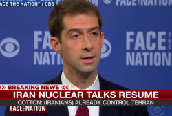 GOPers play games with Iran negotiations