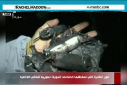 Syria claims credit for downed US drone