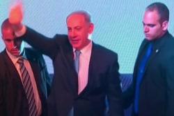 Israeli PM Netanyahu declares victory