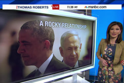 Obama and Bibi's rocky relationship