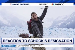 Rep. Aaron Schock's 'rise and dive'
