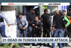 Who is behind the Tunisia museum attack?