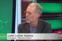 The protest songs of John Luther Adams