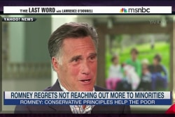 Mitt Romney's biggest regret