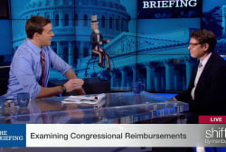 Examining Congressional reimbursements