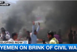 Yemen on brink of civil war