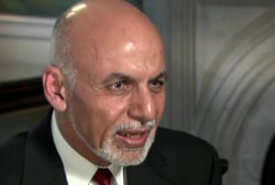Afghan president warns of ISIS threat