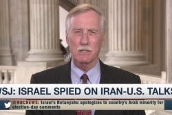 King: Israel, US must get beyond issues