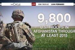 Troop withdrawal from Afghanistan slowed down