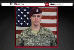 Bergdahl faces the possibility of life in...