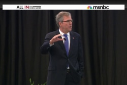Is Jeb Bush inevitable?