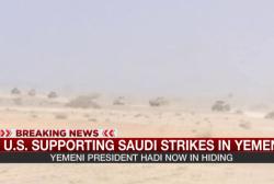 'Nightmare unfolding': Saudis strike Yemen