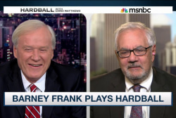 Former Rep. Barney Frank plays Hardball
