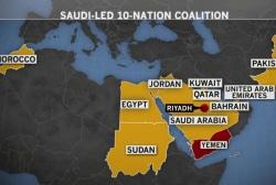 Conflict in Yemen escalates