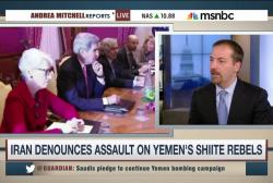 To aid Yemen, Saudis build sizable coalition