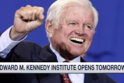 Honoring Ted Kennedy's legacy