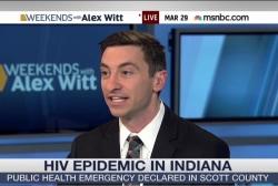 HIV epidemic plagues Indiana