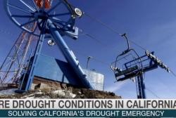 Calif. emergency bill seeks drought relief