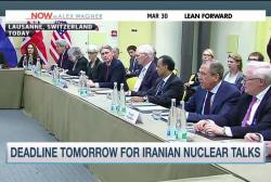 Iran's 'bad behavior' complicates deal
