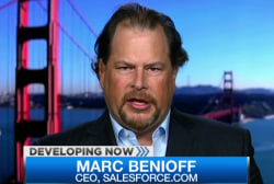 Salesforce CEO: Indiana law is 'brutal'
