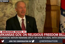 Arkansas Gov. says 'changes need to be made'