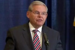 Senator Menendez indicted on fraud charges