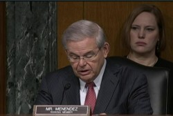 Indicted Menendez a likely pariah in Senate