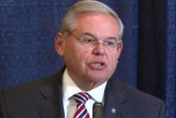 Will Democrats stand by Robert Menendez?