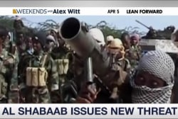 More threats from Al-Shabaab
