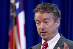 Rand Paul, ready to roll for 2016