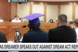 Texas lawmakers weigh DREAM Act repeal