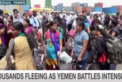 More than 100,000 in Yemen forced to flee