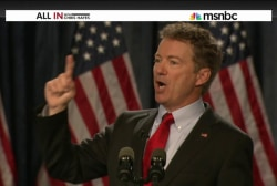 Is Rand Paul too extreme for the NRA?