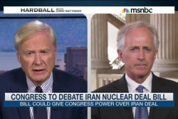 Debating the deal with Iran