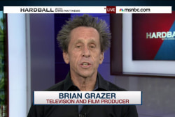 Brian Grazer plays Hardball