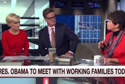 Obama to address working families