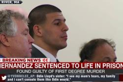 Hernandez sentenced to life in prison