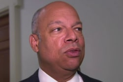 Jeh Johnson: 'What's a gyrocopter?'