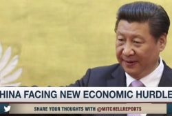 China faces new economic hurdles
