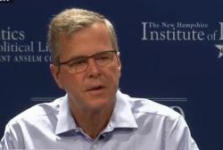 Presidential hopefuls hit New Hampshire